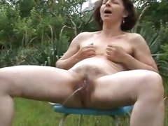 schwangere vintage nudisten